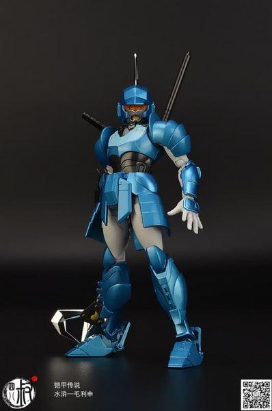 เปิดจอง Lutoys Model Armor Plus Samurai Trooper Suiko no Shin