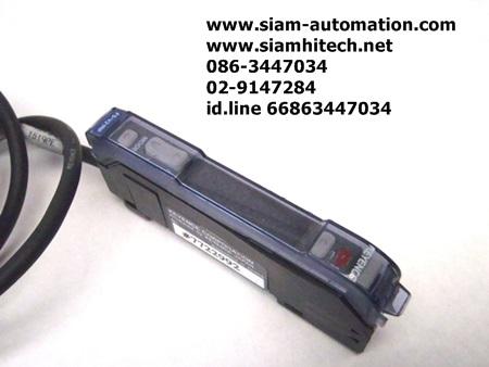 Photoelectric Sensor ยี่ห้อ Keyence รุ่น FS-V22R / FS-V22 (มือสอง)