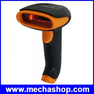 บาร์โค้ดสแกนเนอร์ เครื่องอ่านบาร์โค้ด 1D รุ่นประหยัด รุ่นทนทานต่อการหล่นหรือแทก Barcode Scanner GODEX GS220