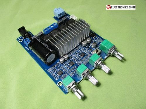 TPA3116 D2 แอมป์สเตอริโอ 100 watts RMS เสียงดีและน่าเล่นที่สุด