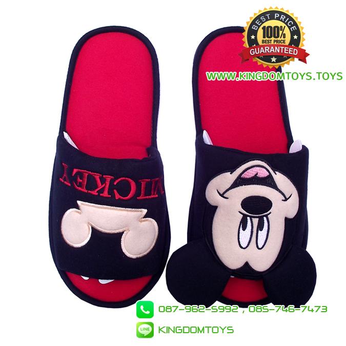รองเท้าพื้นบาง มิกกี้เม้าส์ [Disney]