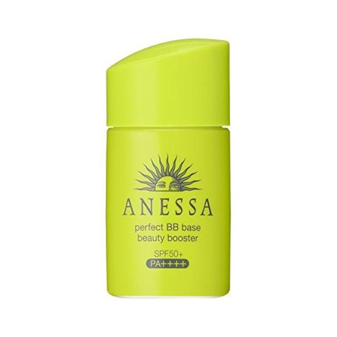 Shiseido Anessa Perfect BB Base Beauty Booster SPF50+ PA++++ 25ml #Natural