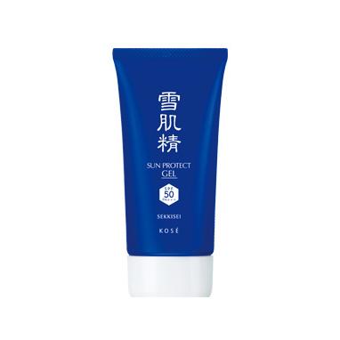 Kose Sekkisei Sun Protect Gel SPF50 PA+++ 80ml