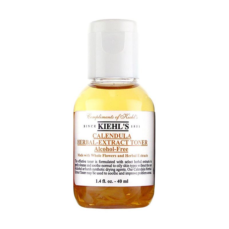 *TESTER* Kiehl's Calendula Herbal-Extract Toner Alcohol-Free 40ml