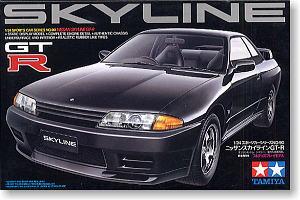 24090 1/24 skyline GT R (R32)กล่องดำ