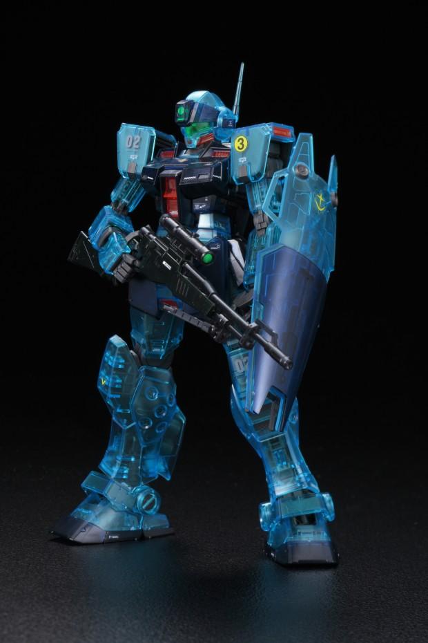 เปิดรับPreorder มีค่ามัดจำ 700 บาท GUNDAM BASE Gundam MG GM Sniper II - Clear Color Ver