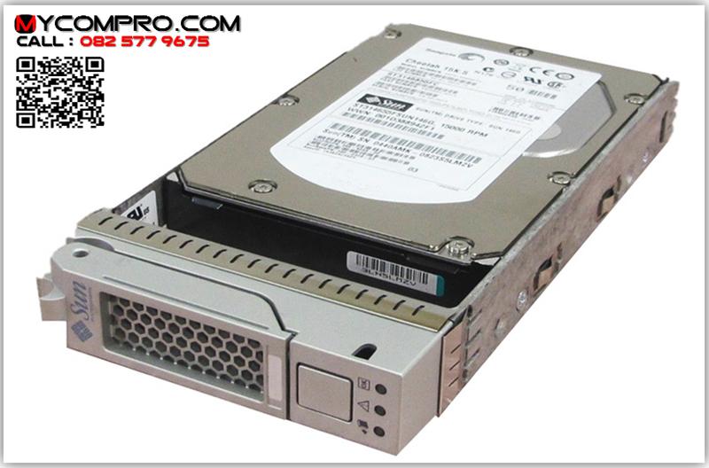 SEMX3B11Z 540-7407 [ขาย จำหน่าย ราคา] Sun 146GB 10K 3.5inch SAS Server Hard Disk Drive | Sun