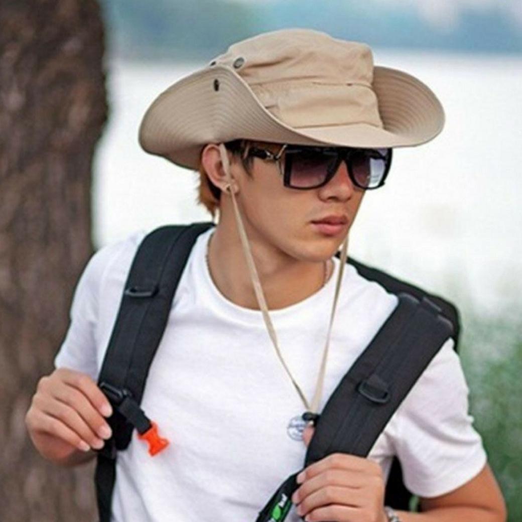 หมวกเดินป่า หมวกทหาร หมวกลายพราง ใช้ได้ทั้งชายและหญิง ขนาดฟรีไซด์