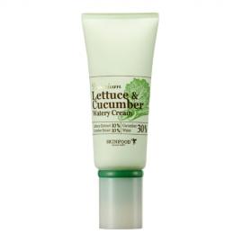 Skinfood Premium Lettuce & Cucumber Watery Cream [Pre order]