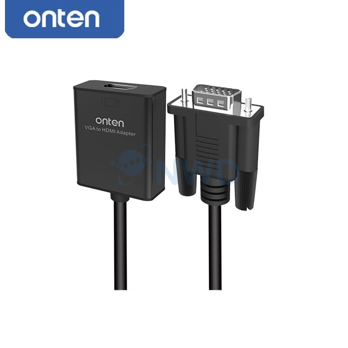 OTN-5138 (VGA to HDMI Adapter with Audio)