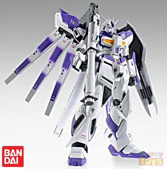 """กันดั้ม MG 1/100 RX-93-v2 Hi-NU GUNDAM Ver.Ka MOBILE SUIT RX-93-V2 HI-V GUNDAM """"Ver.ka"""""""
