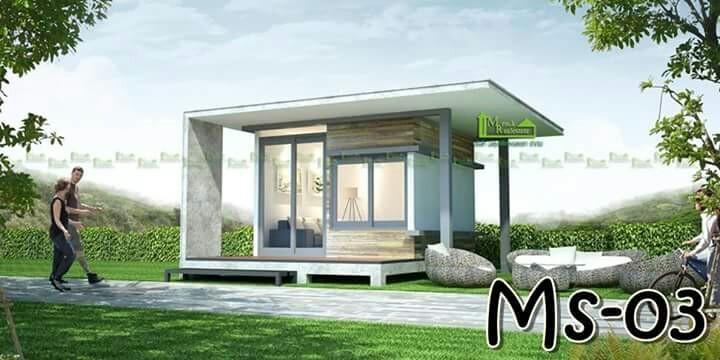 แบบบ้านน็อคดาวน์ MS-03
