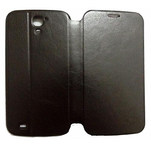Original Black Flip Cover Case For THL W300 Smartphone