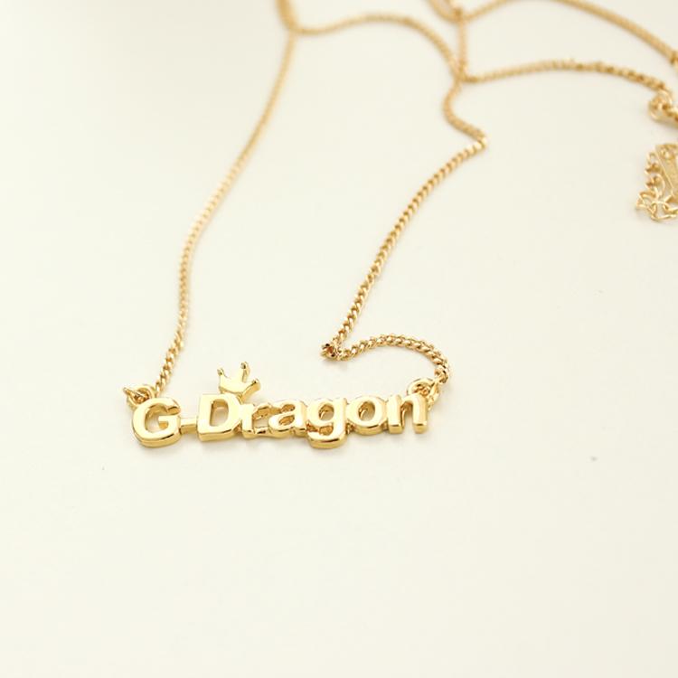 สร้อยคอ G-dragon