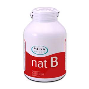 Nat B ขนาด 40 เม็ด