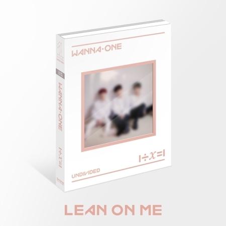 อัลบั้ม #WANNA ONE - Special Album [1÷χ=1 (UNDIVIDED) LEAN ON ME VER.