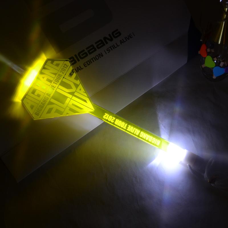 Lightstick แท่งไฟ BIGBANG ALIVE WORLD TOU 2012