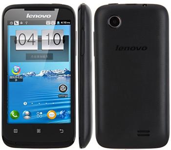 โทรศัพท์มือถือ Lenovo รุ่น A316i สี Black 2 ซิม เลอโนโว เครื่องศูนย์