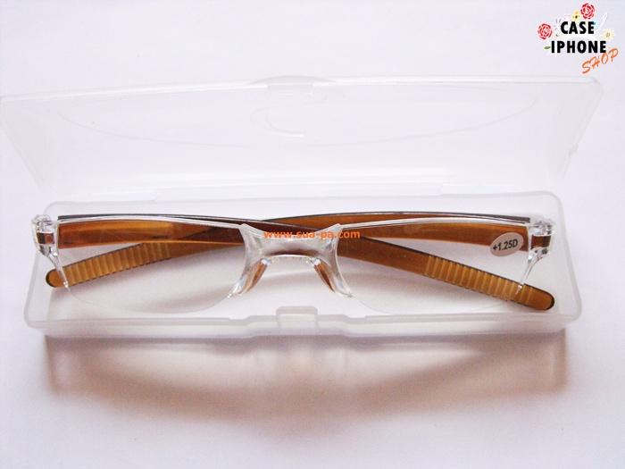 แว่นสายตายาวพร้อมกล่อง