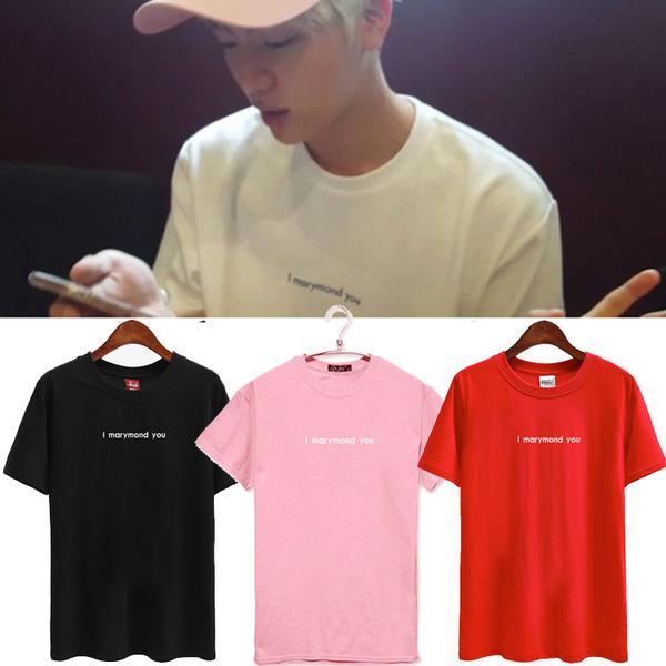 เสื้อยืด เสื้อแฟชั่นเกาหลี BTS Vapp