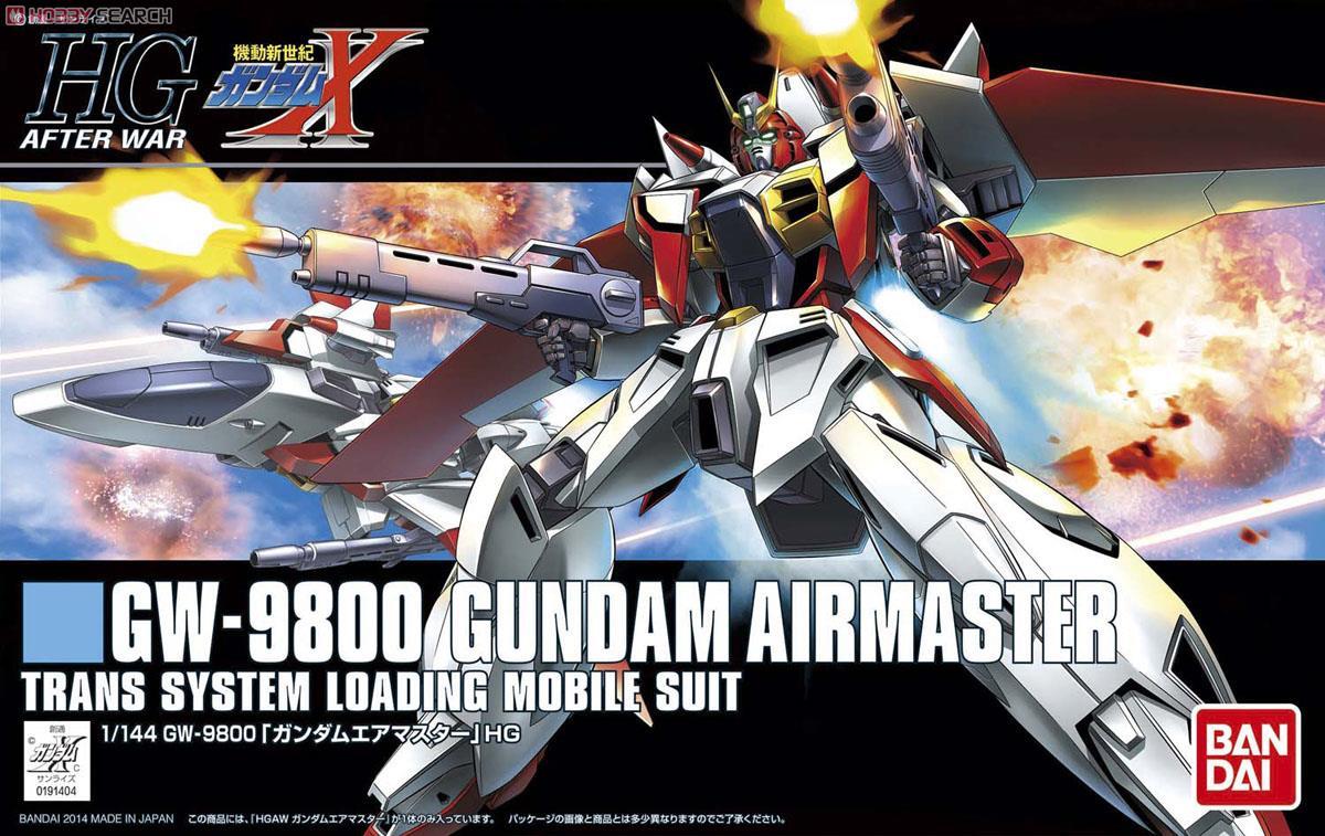 1/144 HGAW 184 GUNDAM AIRMASTER