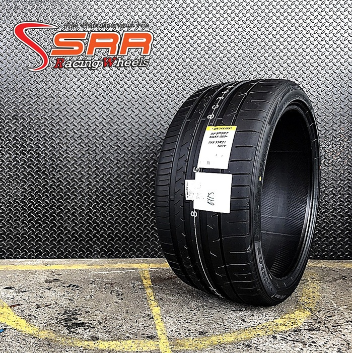 DUNLOP SP SPORT MAXX 050+ 295/35R21 ปี18