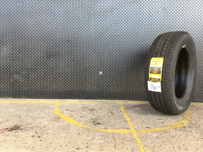 CONTINENTAL ContiCrossContact LX Sport 225/65R17