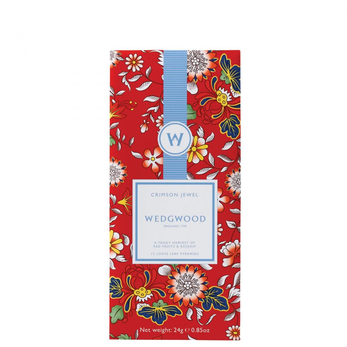 Wonderlust Crimson Jewel – Fruit Blend Tea