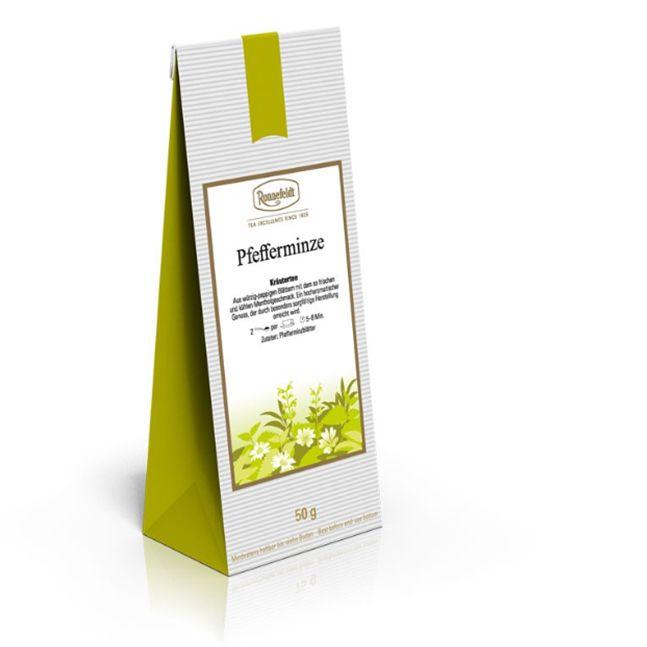 Ronnefeldt Loose Tea - Peppermint 100g bag