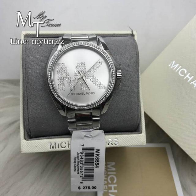 นาฬิกาข้อมือ MICHAEL KORS รุ่น Michael Kors Bradshaw Stainless MK6554