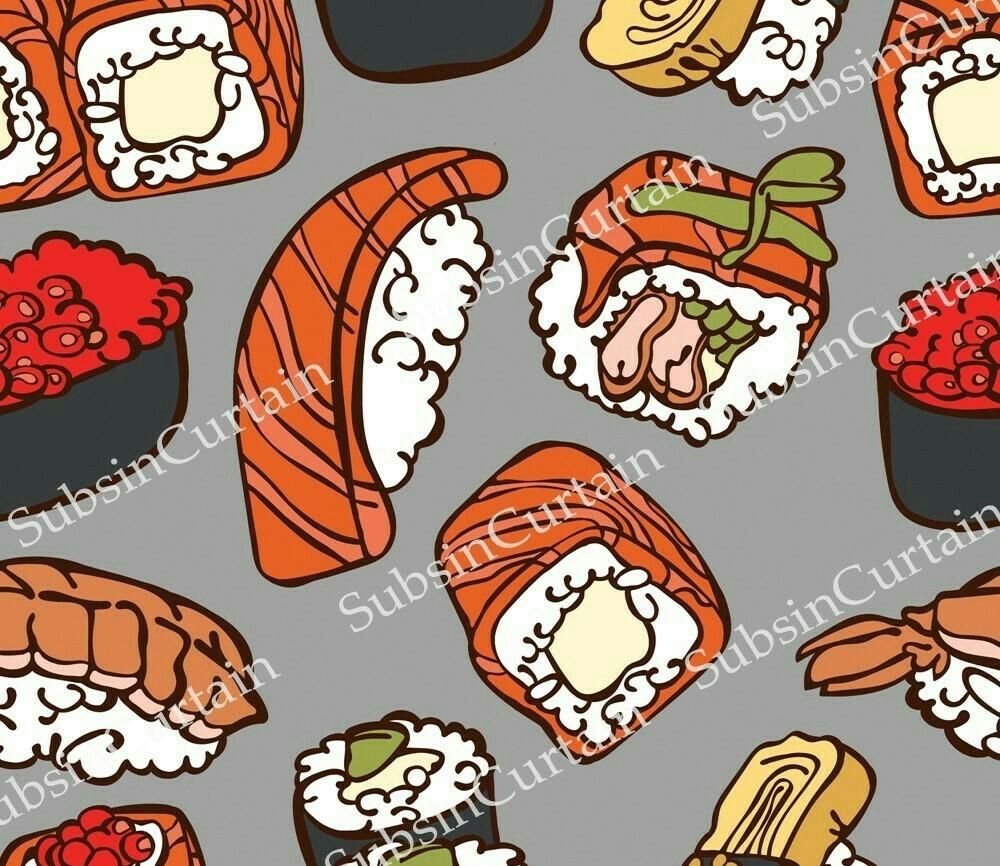 วอลเปเปอร์ลายร้านอาหารญี่ปุ่น #17