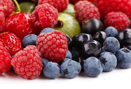 น้ำหอมสำหรับทำลิป กลิ่นมิกซ์ เบอรี่ mixed berry : 004013