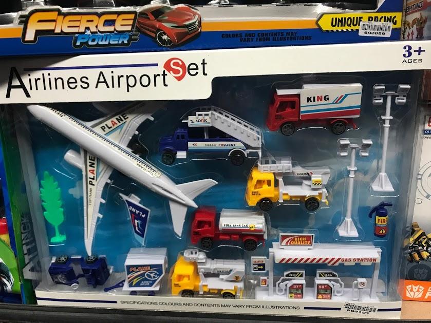 ชุดสนามบิน