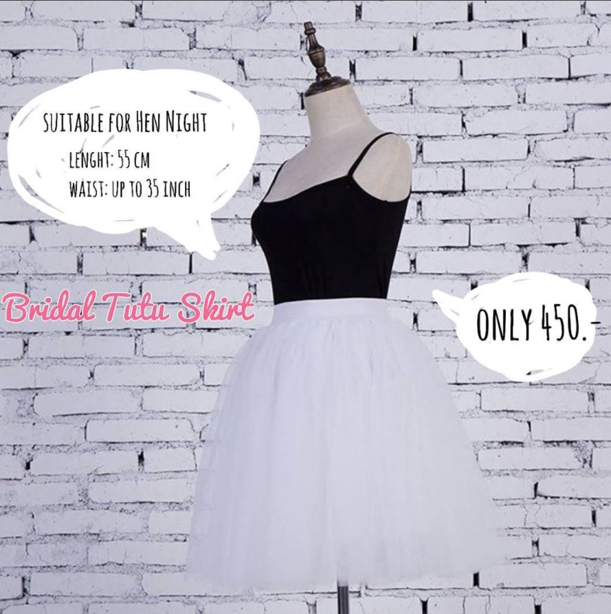 Super Fluffy Tutu Skirt (55 CM)