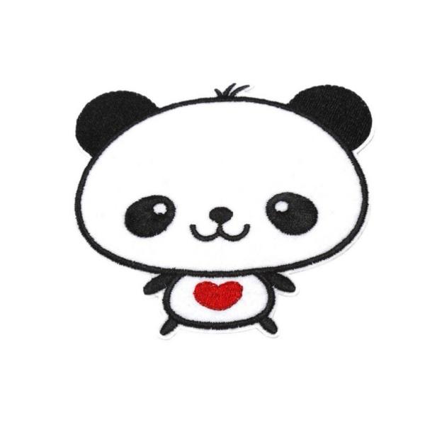 L0044 Big Panda 9.9x9.6cm