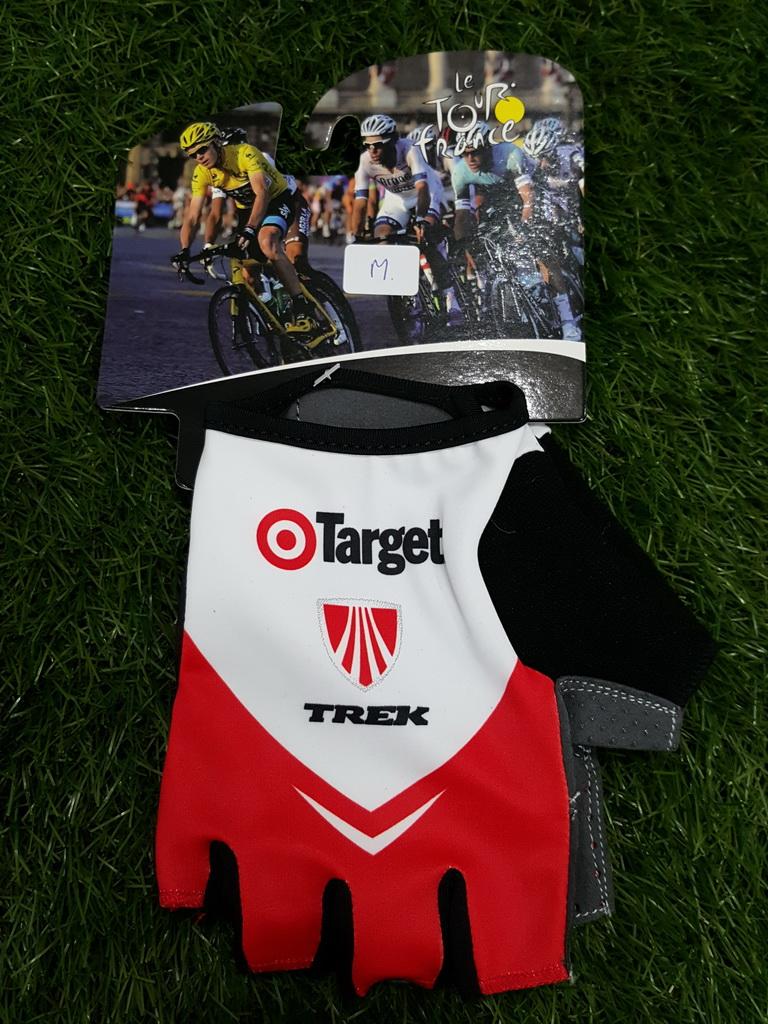 ถุงมือปั่นจักรยานโปรทีม Trek : GP150010