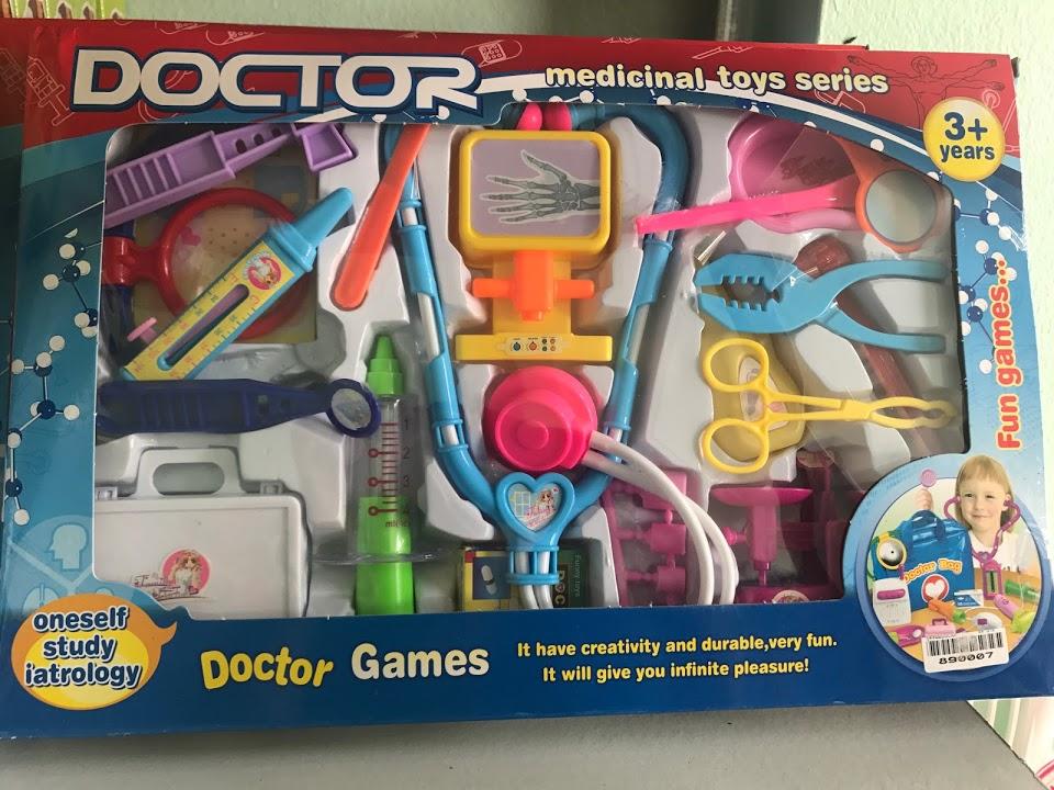 ชุดหมอDoctor