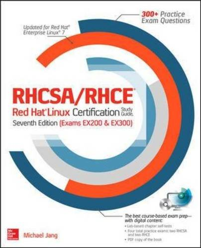 RHCSA/RHCE Red Hat Linux Certification Study Guide, Seventh Edition (Exams EX200 & EX300) - 9780071841962