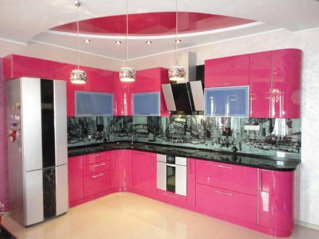 ห้องครัวสีชมพู 5