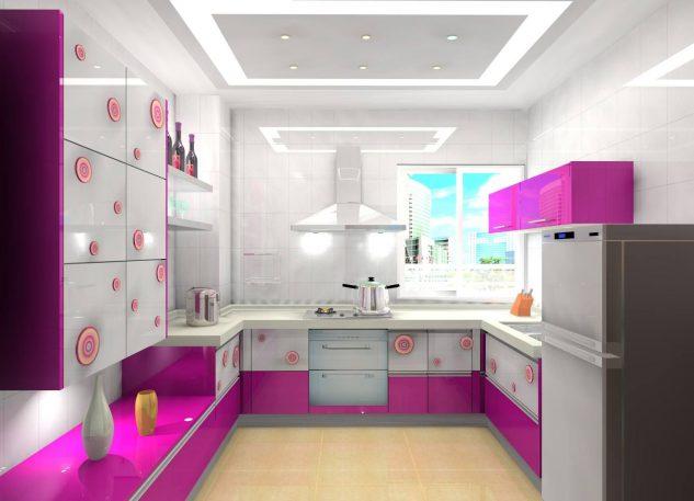 ห้องครัวสีชมพู 3