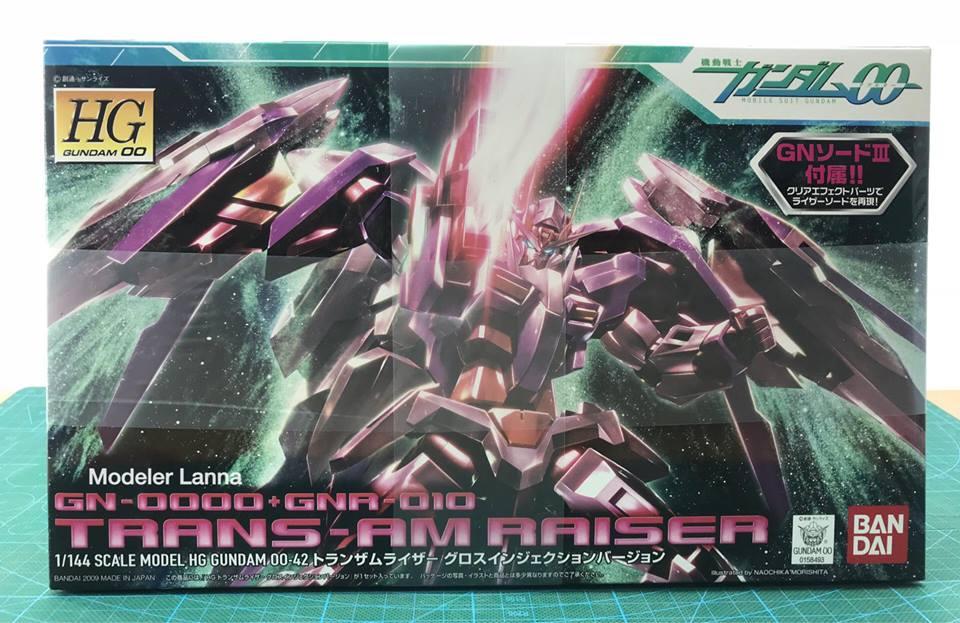 HG GN-0000+GNR-010 TRANS-AM RAISER