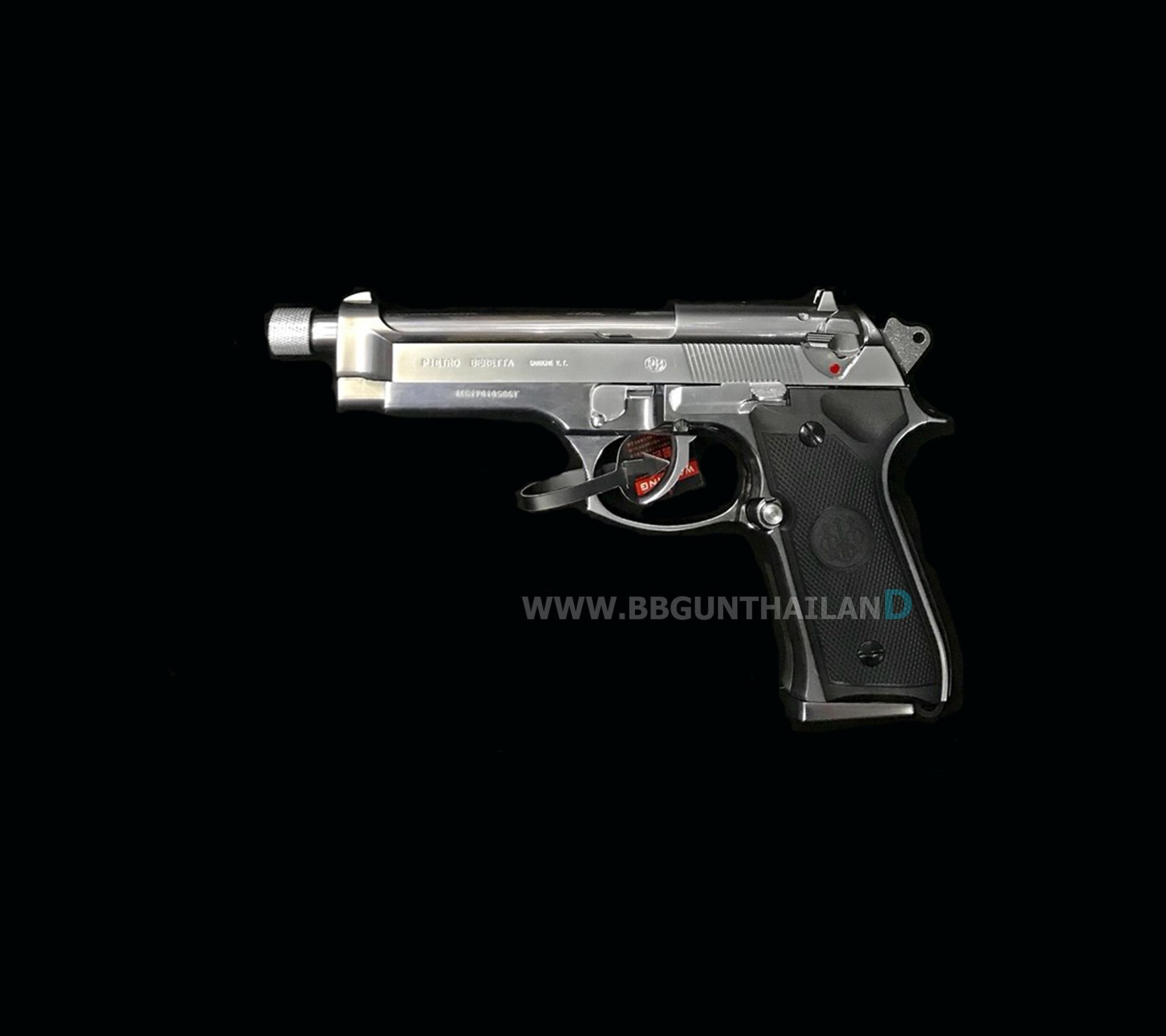 GUN Heaven M.92FS สีเงิน