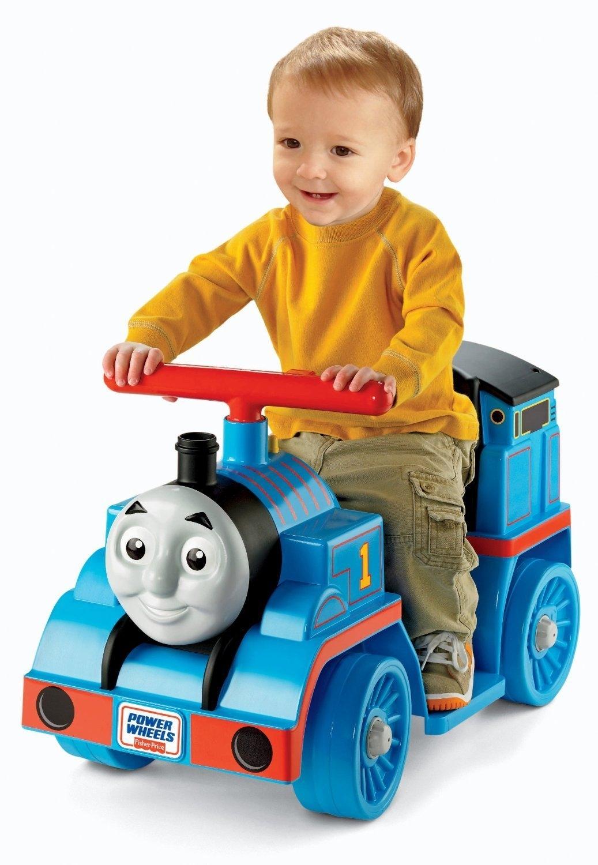 รถแบตฯโทมัส Fisher-Price Power Wheels Thomas & Friends Thomas