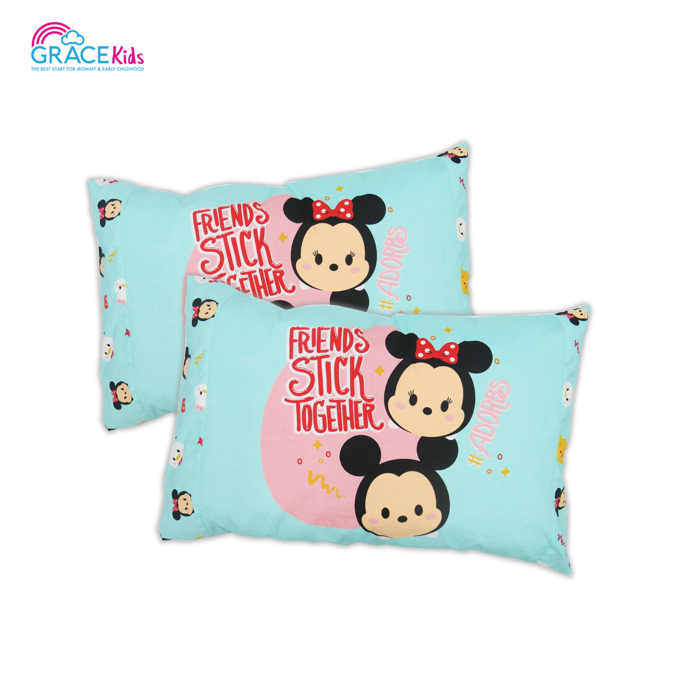 Disney TsumTsum Hanging Friend หมอนหนุน ขนาด M by Grace Kids