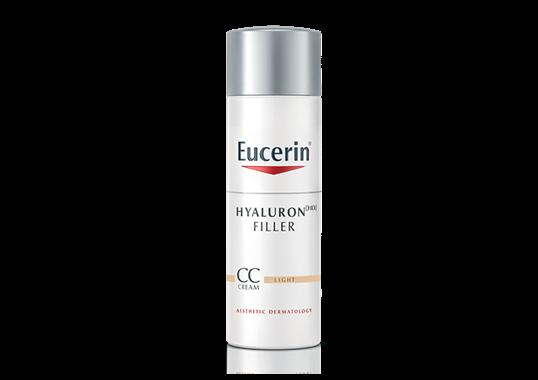 Eucerin HYALURON [HD] FILLER CC CRAEM SPF15