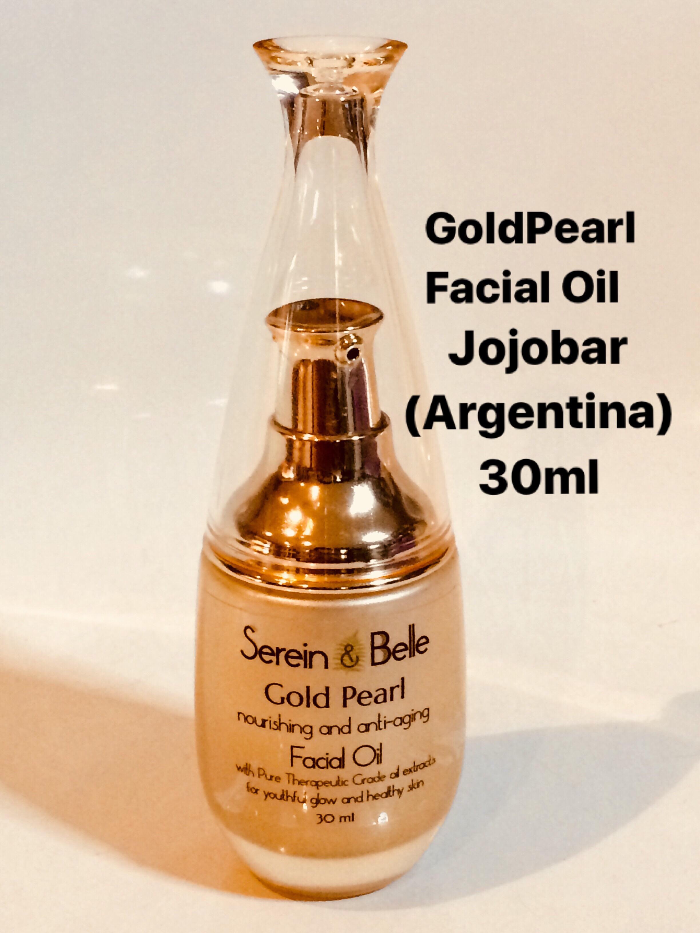 Gold Pearl Facial Oil (Serein & Belle) 30ml ราคา 1300 บาท
