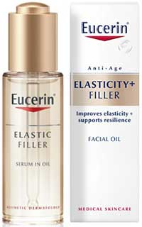 Eucerin ELASTIC FILLER SERUM IN OIL 30ml.