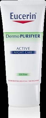 Eucerin DermoPURIFYER ACTIVE NIGHT CARE 50ml