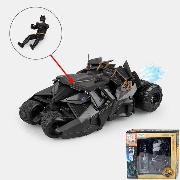 BatmanMobie Tumbler Sci-Fi Revoltech