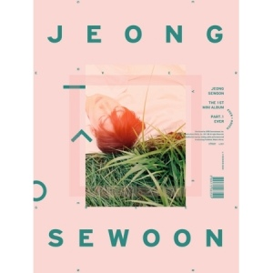 Jeong SeWoon - Mini Album Vol.1 [EVER] (Green Ver)